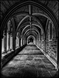 Cloister's by Dunstickin, photography->architecture gallery
