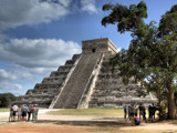 El Castillo, Chichen Itza by ekowalska, photography->architecture gallery