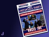 "Artopolis Times - ""46th POTUS"" by Jhihmoac, photography->manipulation gallery"