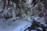 Winter Stream by Eubeen, photography->water gallery