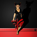 Dark Drusilla by Jhihmoac, illustrations->digital gallery