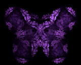 Tie-Dye Butterfly by moongirl, Abstract->Fractal gallery