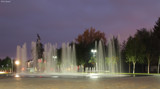 Fountain at night by hamellr, photography->water gallery