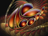 Collaboration with MoeAction (Alien Gate) by nmsmith, Abstract->Fractal gallery