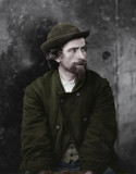 Man arrested on suspicion of being one of Lincoln conspirato by rvdb, photography->manipulation gallery