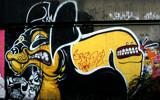 Graffiti 6 [The Big Bad Wolf] by boremachine, Photography->City gallery