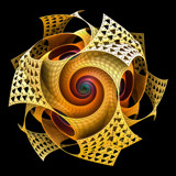 Intertwined by dainbramage, abstract->fractal gallery