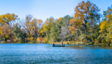 Early Fall Fishermen by Pistos, photography->people gallery