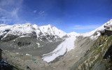Grossglockner 2 - Panorama Glacier by boremachine, Photography->Mountains gallery