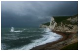 The cliffs at Durdle Door by JQ, Photography->Shorelines gallery
