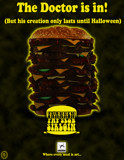 Lunchtime XIII - Halloween Mutation by Jhihmoac, photography->manipulation gallery