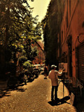 Roma Street Artist by TeteaTete, photography->people gallery