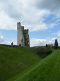 Helmsley Castle     #2   - The East Tower (side view) by salhag71, Photography->Castles/Ruins gallery