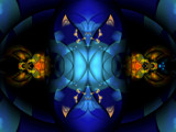 Crystal Blue Ovation by Flmngseabass, abstract gallery