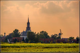 Dutch Village At Dusk by corngrowth, photography->landscape gallery