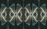 Triple Threat by Flmngseabass, abstract gallery