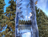 Blue Icicle imagination by stylo, photography->manipulation gallery