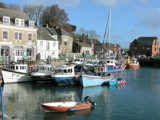 Padstow Harbour by Si, Photography->Boats gallery