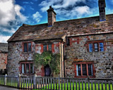 Lanercost Cottages by biffobear, photography->architecture gallery