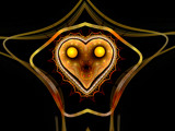 Heart of Gold by razorjack51, Abstract->Fractal gallery