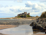 Bamburgh Castle 3 by shedhead, Photography->Castles/ruins gallery