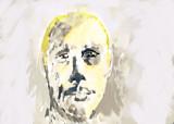 A Self Portrait by bfrank, illustrations gallery
