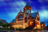 Hoyt Library by stylo, photography->manipulation gallery
