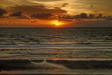 NSB Ocean Sunrise by heidlerr, photography->sunset/rise gallery
