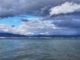 A Piece of Blue Sky by koca, photography->shorelines gallery