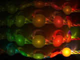 Bursting With Energy (Electroballs Revisited) by razorjack51, Abstract->Fractal gallery