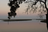 Sunrise Moonset by allisontaylor, photography->shorelines gallery