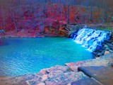 Blue Springs by galaxygirl1, photography->manipulation gallery