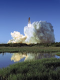 Atlantis STS-117 Launch 2 by philcUK, space gallery