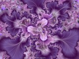 Lavender Fields by FractalsByRee, Abstract->Fractal gallery