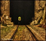 The End of the Line by Dunstickin