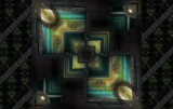 Another Square Deal by Flmngseabass, abstract gallery