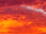 Sky on fire by Paparelli, photography->skies gallery