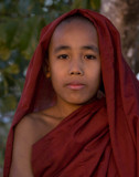 Novice Monk by jeenie11, photography->people gallery