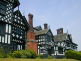 Bramhall Hall by fogz, Photography->Architecture gallery