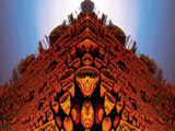 Noon at Palindrome by casechaser, abstract->fractal gallery