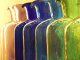 Glass in a Row by softie, Photography->Textures gallery
