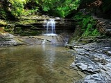 Don't Go Chasing Waterfalls # 27 ( Buttermilk Falls ) by Jims, Photography->Waterfalls gallery