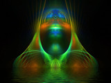 Aquarius Rising by jswgpb, Abstract->Fractal gallery