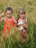 In the Wheatfield !! by Iniquity, photography->people gallery