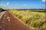 Sand Dunes Lead-In by corngrowth, photography->landscape gallery