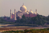A Different View of the Taj by jeenie11, photography->castles/ruins gallery