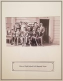 Liberty High School 1912 Baseball Team by Flmngseabass, photography->people gallery