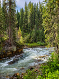 South Fork of the West Fork of the Gallatin River (1) by Pistos, photography->nature gallery