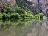 Glenwood Canyon Reflection by coloradonic, Photography->Water gallery