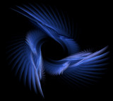 Tri Wing by Mithiri, Abstract->Fractal gallery